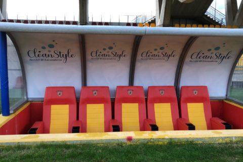 Clean Style partner del Benevento Calcio